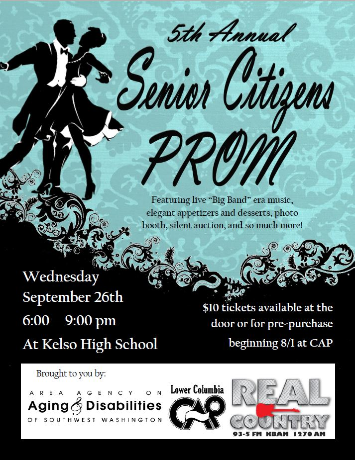 5th Annual Senior Prom-AAADSW