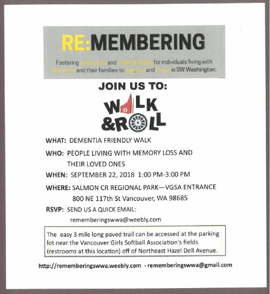 REMEMBERING-Walk and Roll 2018